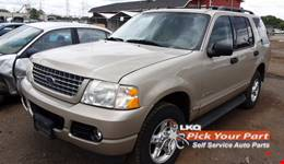 2004 FORD EXPLORER available for parts