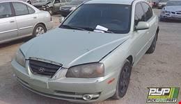 2004 HYUNDAI ELANTRA available for parts