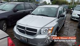 2009 DODGE CALIBER available for parts