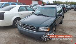 2003 SUBARU FORESTER available for parts