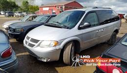 2007 DODGE GRAND CARAVAN available for parts