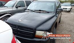 2002 DODGE DURANGO available for parts