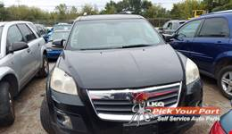 2009 SATURN OUTLOOK available for parts
