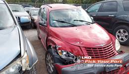 2001 CHRYSLER PT CRUISER available for parts