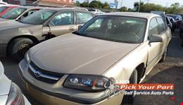 2000 CHEVROLET IMPALA available for parts
