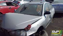 2002 HYUNDAI ELANTRA available for parts