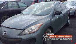 2012 MAZDA 3 available for parts