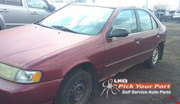 1995 NISSAN SENTRA available for parts