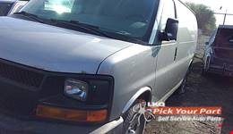 2007 CHEVROLET EXPRESS 1500 available for parts