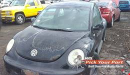 2001 VOLKSWAGEN BEETLE available for parts