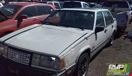 1991 VOLVO 940 partes disponibles
