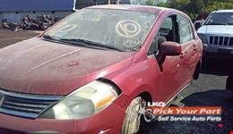 2009 NISSAN VERSA available for parts