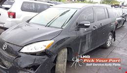 2012 MAZDA 5 available for parts