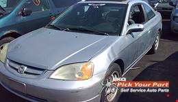 2002 HONDA CIVIC available for parts