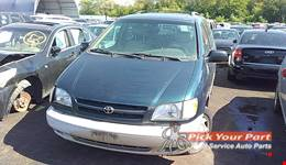 1998 TOYOTA SIENNA available for parts