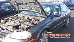 2000 NISSAN MAXIMA available for parts