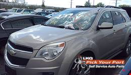 2011 CHEVROLET EQUINOX available for parts