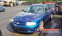 2003 CHEVROLET CAVALIER available for parts