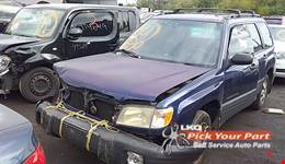 2001 SUBARU FORESTER available for parts