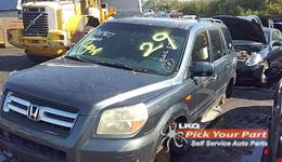 2006 HONDA PILOT available for parts
