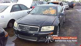 2004 AUDI A8 QUATTRO available for parts