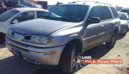 2004 OLDSMOBILE BRAVADA available for parts