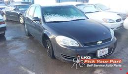2008 CHEVROLET IMPALA available for parts