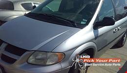 2002 DODGE GRAND CARAVAN available for parts