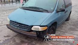 1999 PLYMOUTH VOYAGER available for parts